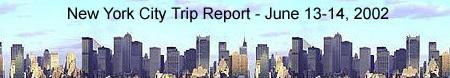 NYC Report